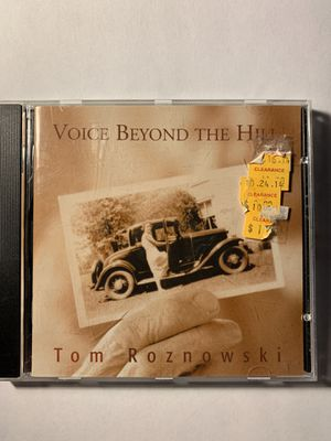Tom Roznowski - Voice Beyond the Hill cd for Sale in Highland, IL