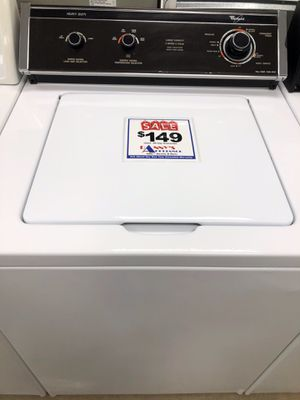 Washers Starting at $149!!! for Sale in North Providence, RI