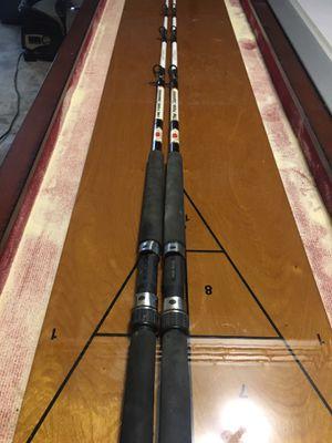Penn Slammer Fishing Rods for Sale in Houston, TX