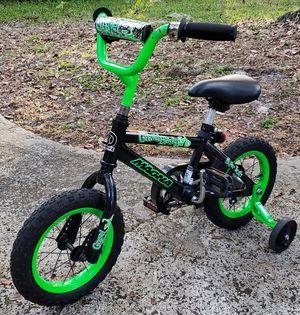 "Dynacraft Magna Gravel Blaster Boys BMX Street/Dirt Bike 12"", Black/Green for Sale in Orlando, FL"