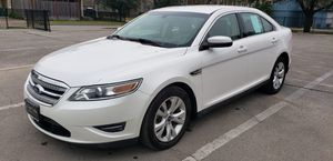 2011 Ford Taurus SEL 2WD Leather Drives Great for Sale in Houston, TX