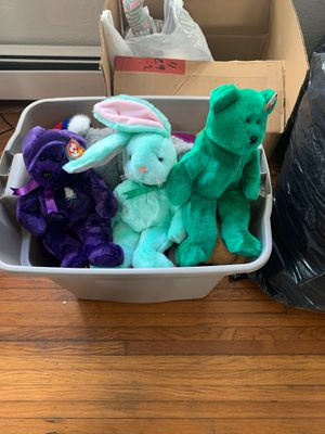 Beanie Babies...to many to count for Sale in Mineola, NY