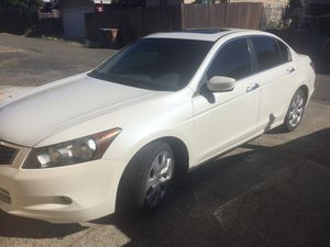 2009 Honda Accord EX-L for Sale in Benicia, CA