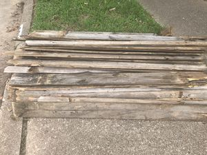 Free fence wood for Sale in Houston, TX