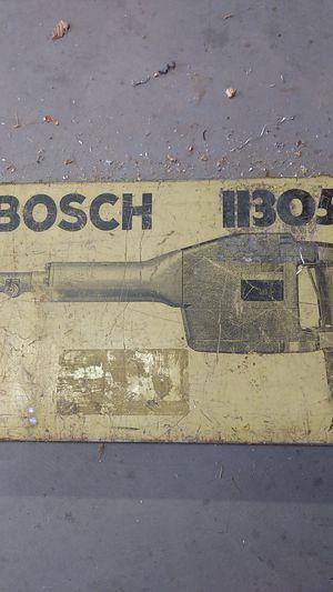 Bocsh 11305 Demo Hammer for Sale in East Wenatchee, WA