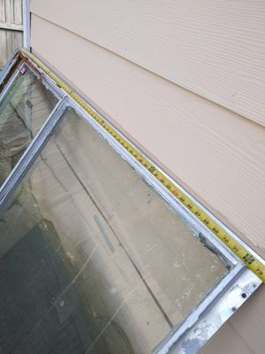Used one pane window for Sale in Houston, TX