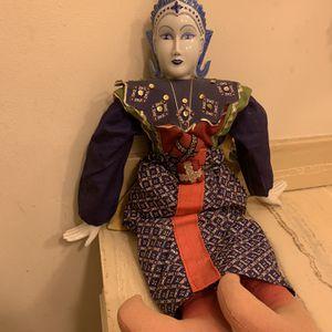 Vintage Indonesian Porcelain Dolls for Sale in San Diego, CA