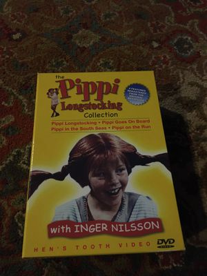 Pippin Longstocking Collection DVD for Sale in Chicago, IL