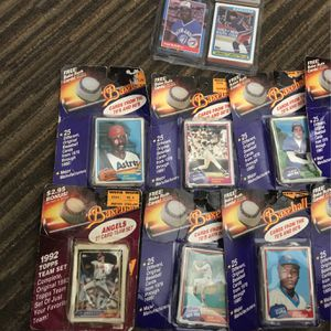 Baseball Cards for Sale in Hawthorne, CA