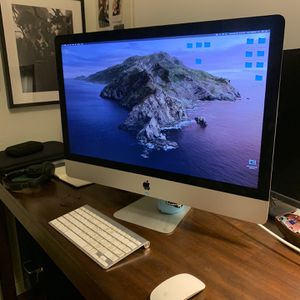 27 Inch iMac Great Specs for Sale in Long Beach, CA