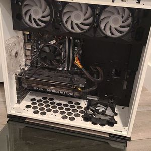 2070 Gaming PC I7-7700 for Sale in Phoenix, AZ