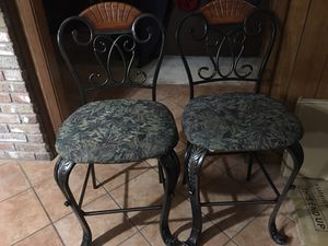 Ashley - 24 inch chairs (set of 2) for Sale in Camden, AR