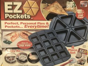 Ez Pockets cooking pan for Sale in Tampa, FL