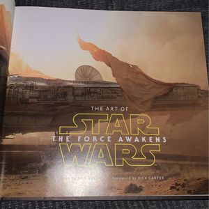 The Art Of Star Wars - The Force Awakens for Sale in Bell Gardens, CA