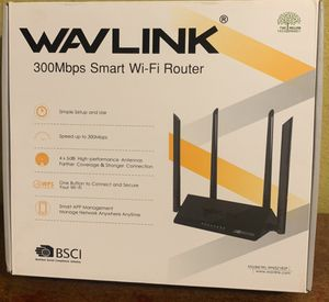 300Mbps Smart Wi-Fi Router for Sale in Los Angeles, CA