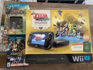 Nintendo Wii U Limited Edition Windwaker HD for Sale in Benbrook, TX