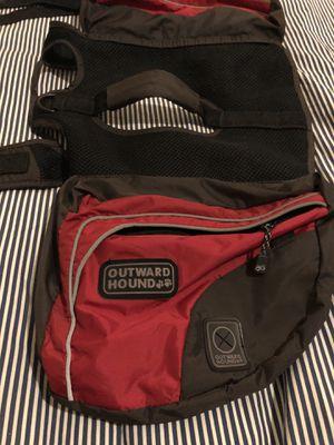 Dog backpack size m/l for Sale in Denver, CO