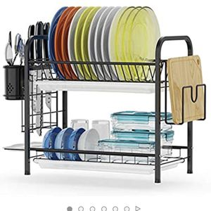 2 Tier Dishes Rack for Sale in El Monte, CA