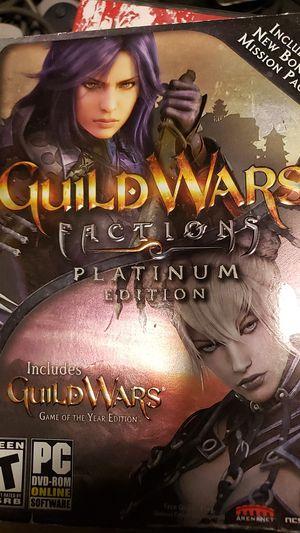 Guild wars pc teen rated for Sale in Spokane, WA
