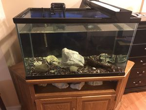 Fish Tank 30x15 for Sale in Columbus, OH