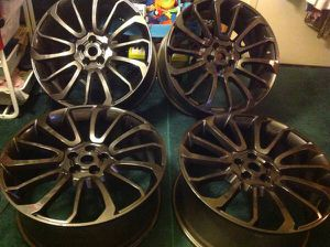 """22"""" Range Rover Land Rover Wheels for Sale in New York, NY"""