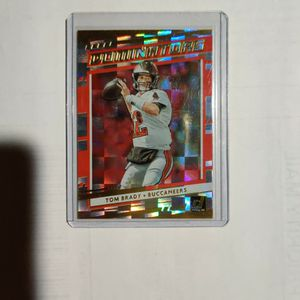 Tom Brady Dominators Card for Sale in Palos Heights, IL