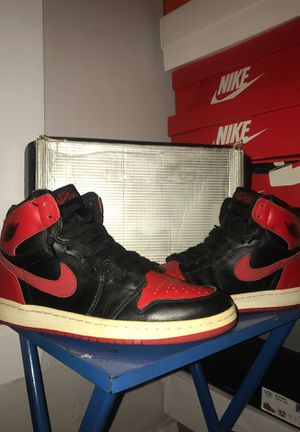 Jordan 1 Bred 2001 Release for Sale in Fitchburg, MA