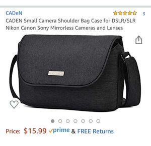 Camera bag for Sale in Woodbridge, VA