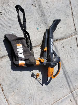 Electric leaf blower and vacuum for Sale in Long Beach, CA