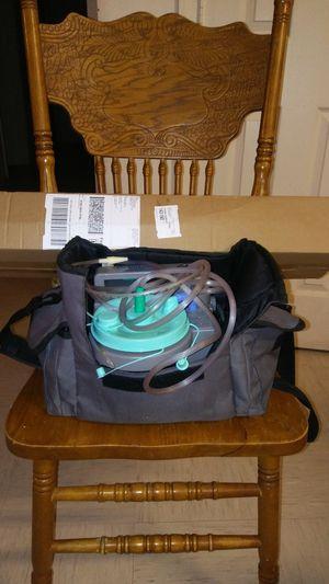 Portable Homecare suction unit brand name DeVilbiss for Sale in Alexandria, LA