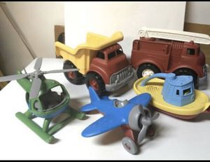 Green Toys lot of 5 toy for Sale in Kirkland, WA
