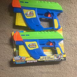 2 Kids Suction Dart Guns for Sale in Pompano Beach,  FL