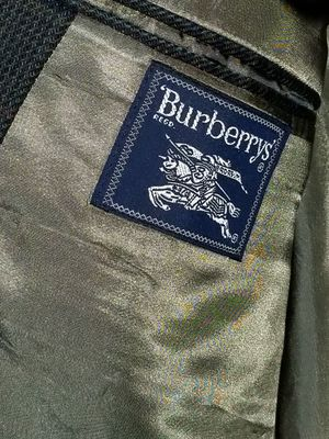 MAN Burberry suit jacket for Sale in Philadelphia, PA