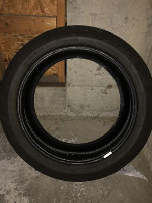 Tires 245/45/18 Goodyear Eagle RSA for Sale in Redmond, WA