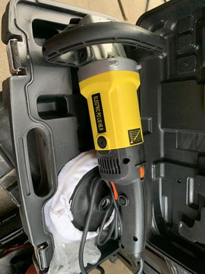Car electric polisher for Sale in Fresno, CA