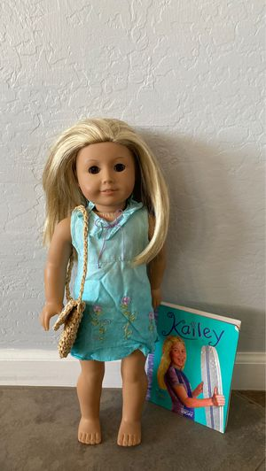 American Girl Doll Kailey for Sale in Gilbert, AZ