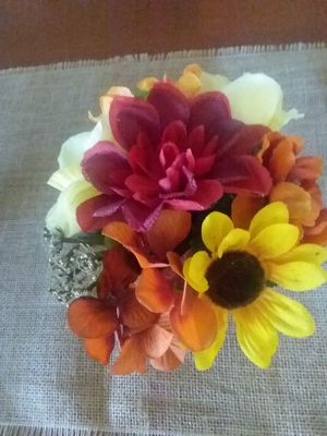 New 6 Fall Thanksgiving Wedding Centerpieces for Sale in Fontana, CA