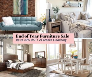 Sofa, Bedroom, Dining Table, Mattress Black Friday Sale - Everything is 50% OFF for Sale in Des Plaines, IL