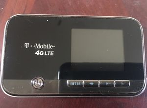 T mobile hot spot internet cell phone 4 g lte for Sale in Rancho Cucamonga, CA