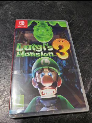 Luigi's Mansion 3 | Nintendo Switch for Sale in Bensenville, IL
