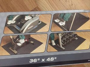 Exercise Equipment Mat for Sale in Buckley, WA
