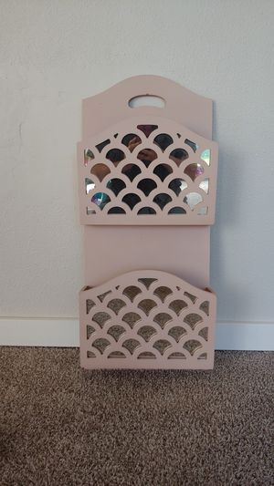 Hanging letter holder. Office organizer for Sale in Clackamas, OR