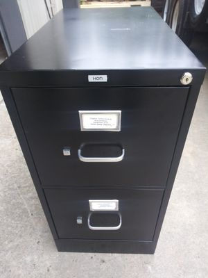 2 drawer file cabinet for Sale in Durham, NC