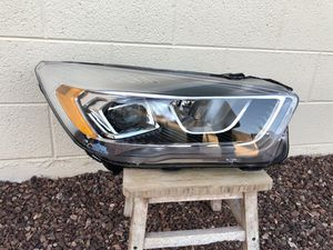 2017 - 2019 Ford Escape LED OEM headlight, passenger side, headlamp, front light, front headlight, car parts, auto parts for Sale in Glendale, AZ