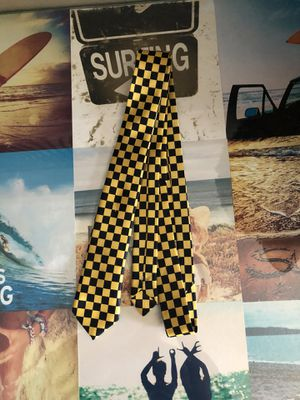 New Checkered Tie for Sale in Long Beach, CA