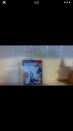 (PS3) Assassins Creed III for Sale in Lee's Summit, MO