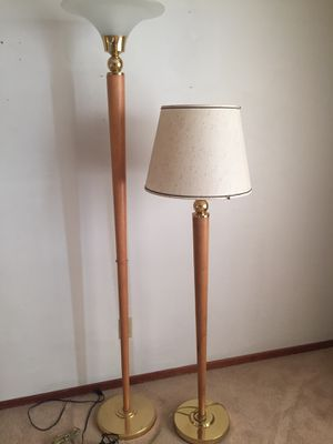 Floor lamps for Sale in Portland, OR