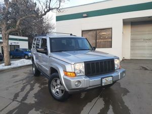 2010 JEEP COMMANDER AWD 4X4 for Sale in Aurora, CO
