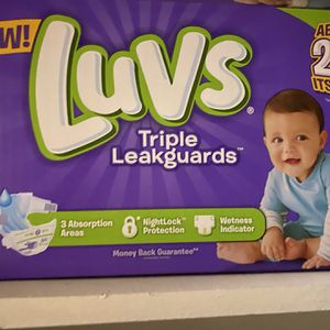 Brand new box Of Pampers N Baby Whipes for Sale in Indianapolis, IN