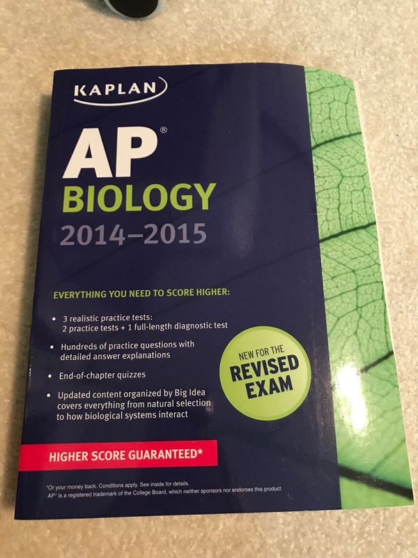 AP Biology textbook guide